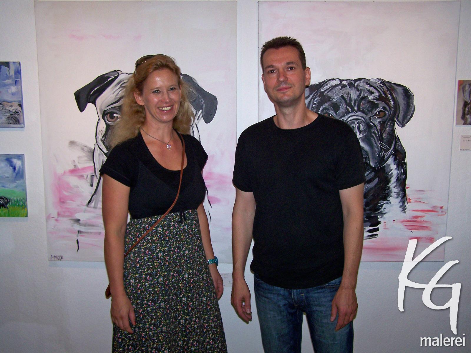 Ausstellung Hannig & Greife 2011