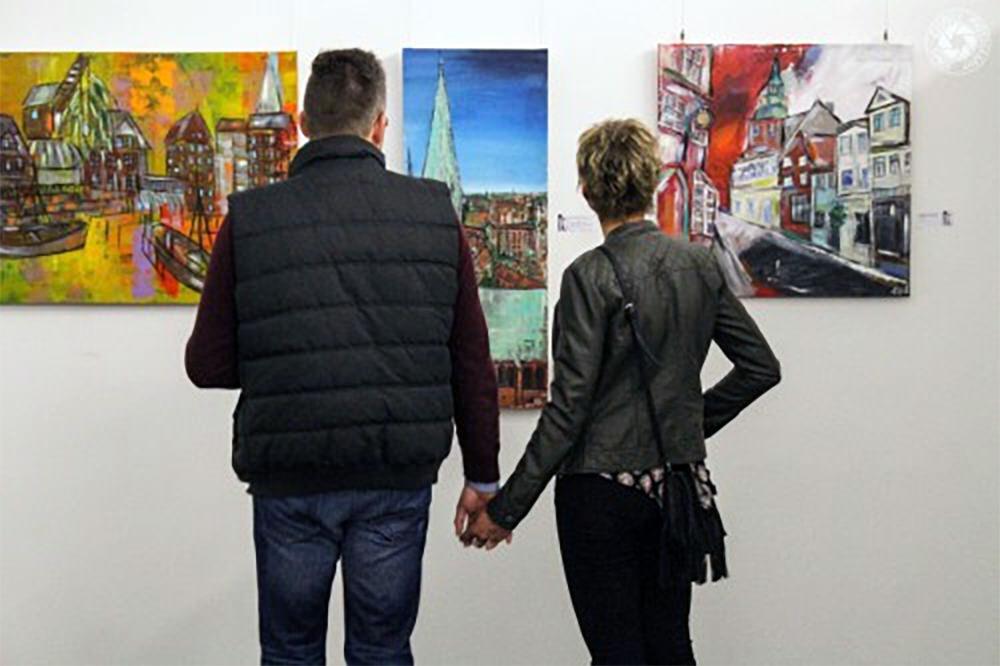 Ausstellung Menschen und die Stadt 2015