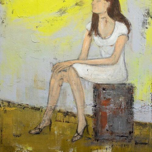 Gemälde Menschen