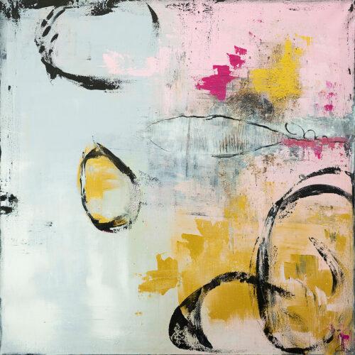 Gemälde Abstrakt