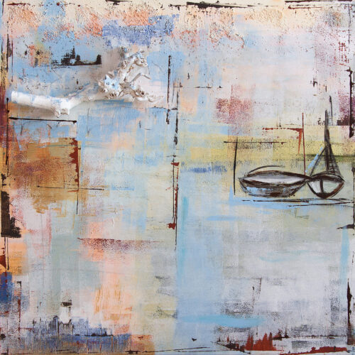 Gemälde Maritimes