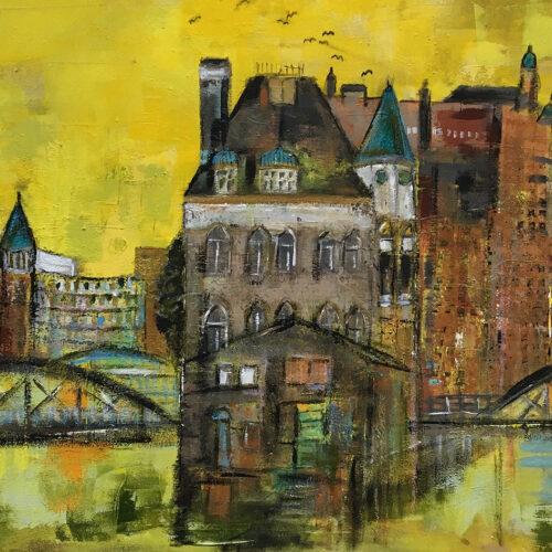 Gemälde Hamburg