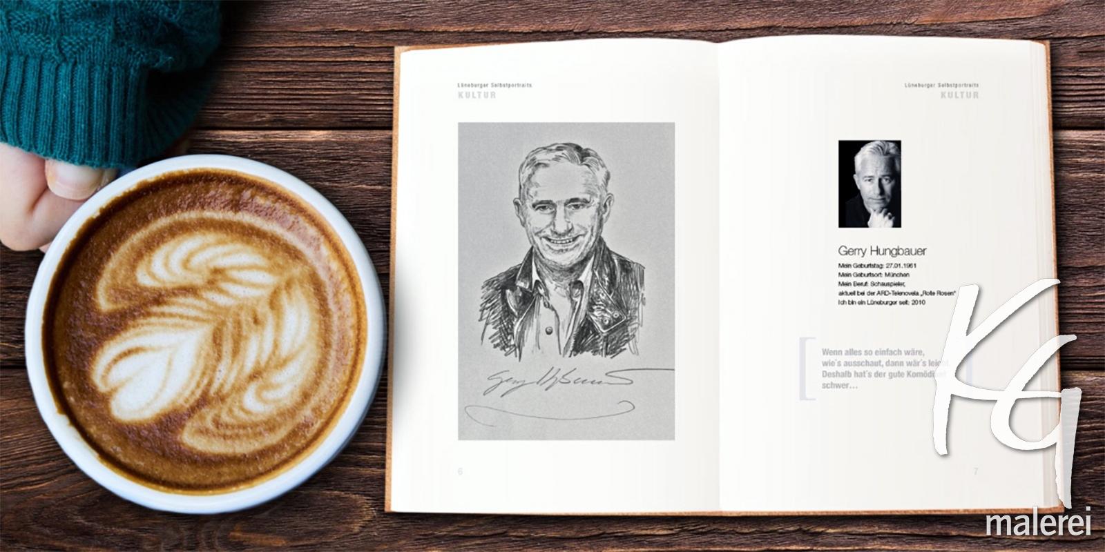 Buch Lüneburger Selbstportraits