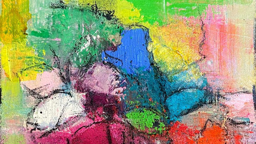 Aktuelle Gemälde von Karin Greife