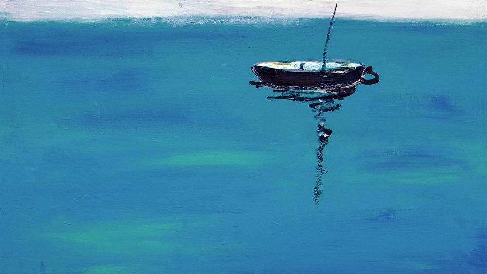 Gemälde mit dem Thema Maritimes von Karin Greife